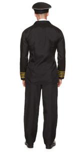 Costume de Pilote Aérienne pour Homme