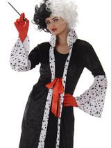 Costume Cruella Devil pour Femme