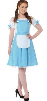 Costume de Dorothy Magicien d'Oz pour Femme