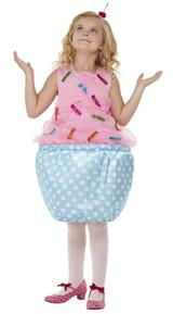 Costume Petit Gateau pour Fille