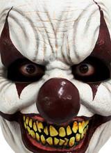 Masque de Clown Effrayant Complet en Latex