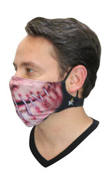 Masque en Tissu Tueur en Série