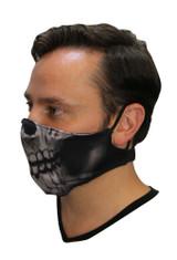 Masque en Tissu Squelette