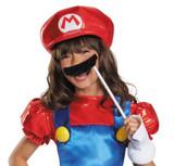Costume Super Mario pour Fille