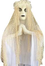 Lumineuse Mariée Hantée qui Pleure 60 pouces
