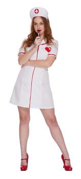 Costume Infirmière Fatale pour Femme