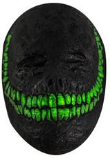 Masque en Latex Sourire Sinistre