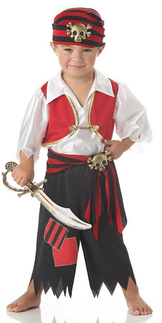 Costume de Pirate Ahoy Matey
