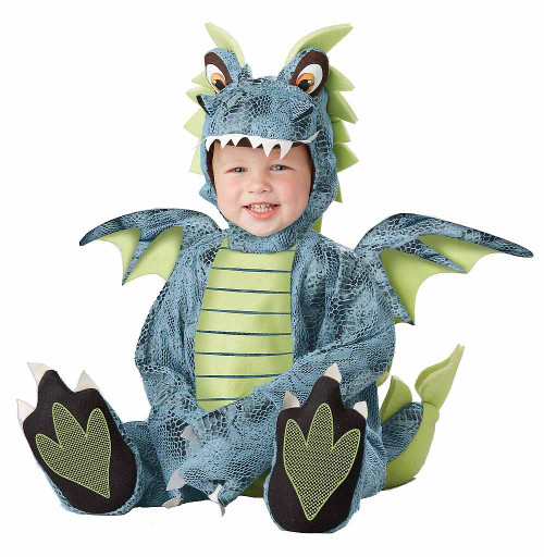 Mignon Déguisement de Dragon