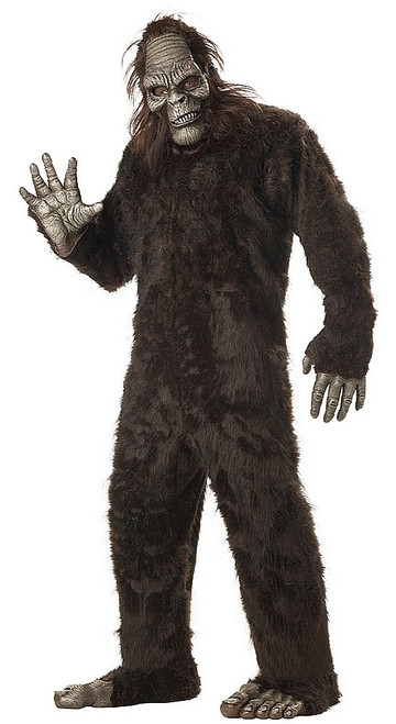 Costume BigFoot