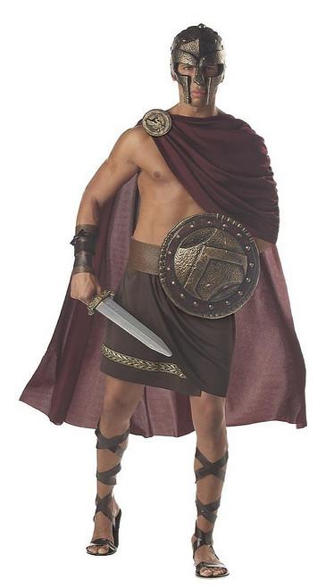 Costume homme du Guerrier Sparte