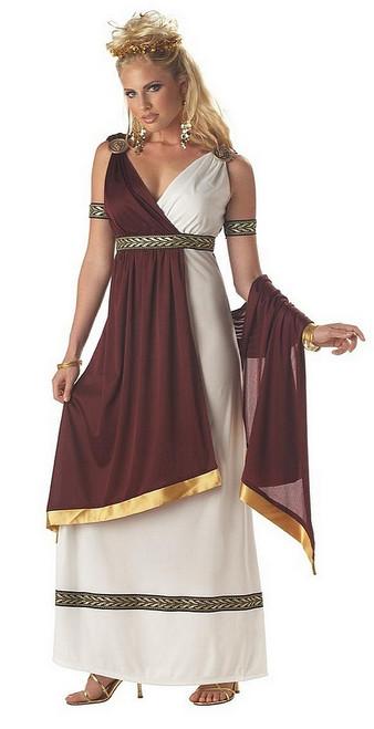 Costume d'Impératrice Romaine