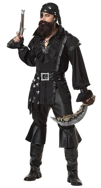 Costume du Pirate Malfaisant