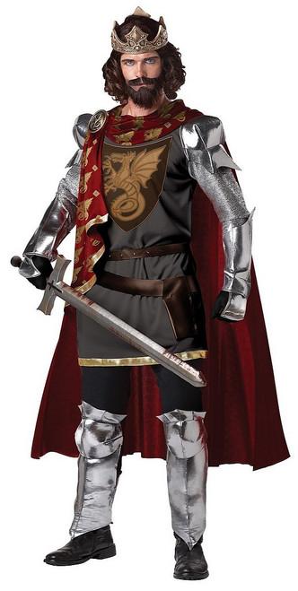 Costume du roi Arthur