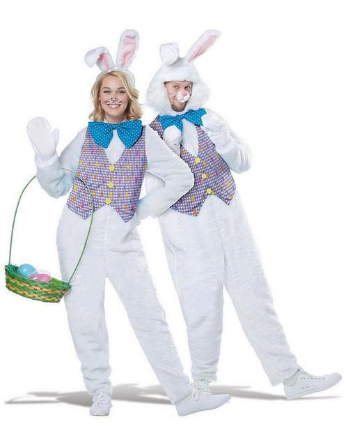 Costume de lapin de Paques