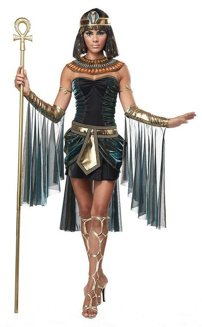 Costume de Cléopatre Déesse Égyptienne