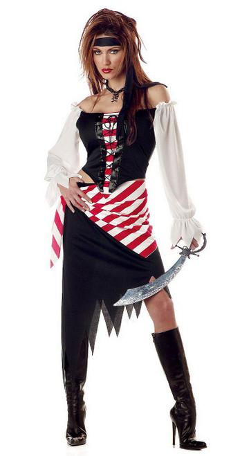 Costume de Ruby La Jolie Pirate