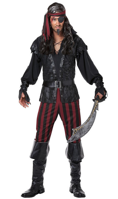 Costume du Pirate Impitoyable