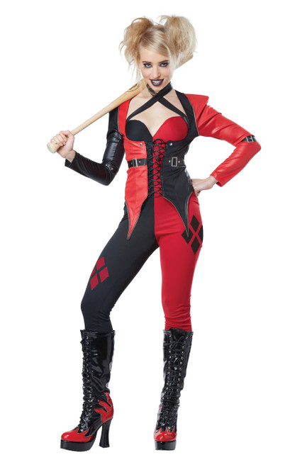 Bouffon Fou Psychopathe Harley Quinn de Batman: The Animated Series pour Adulte