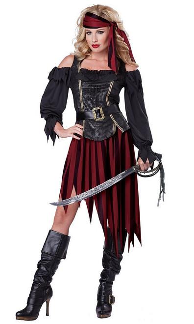Reine Pirate de la Haute Mer