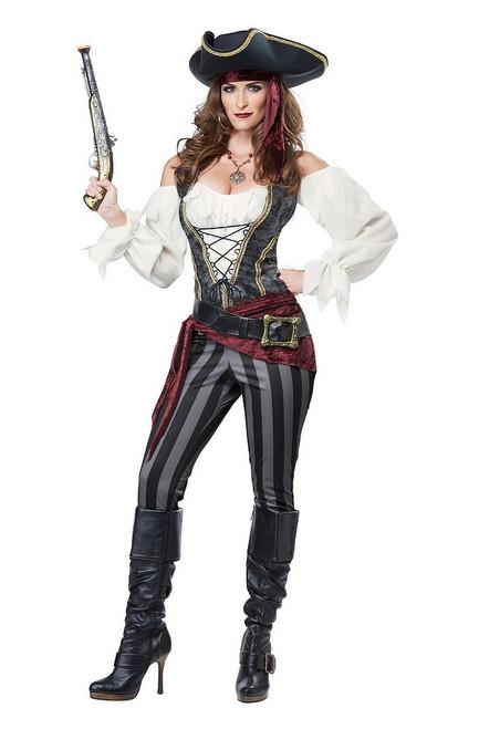 Costume de Pirate Effronté pour Adulte