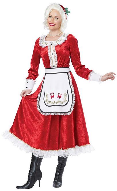 Costume classique de Mme Noel