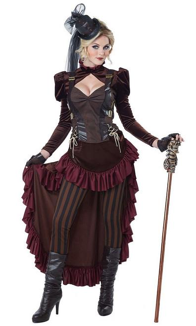 Costume Steampunk Victorien