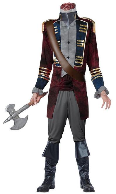 Costume du Chevalier Sans Tête de Sleepy Hollow