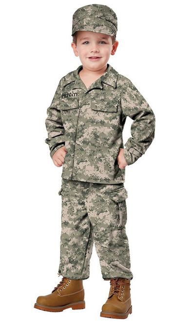 Costume de Soldat