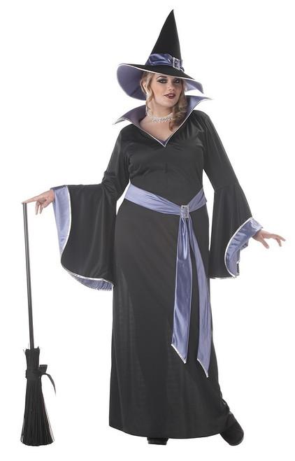 Costume de Sorcière Incantasia Taille Plus
