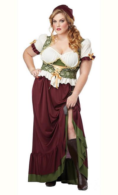 Costume Renaissance Jeune fille