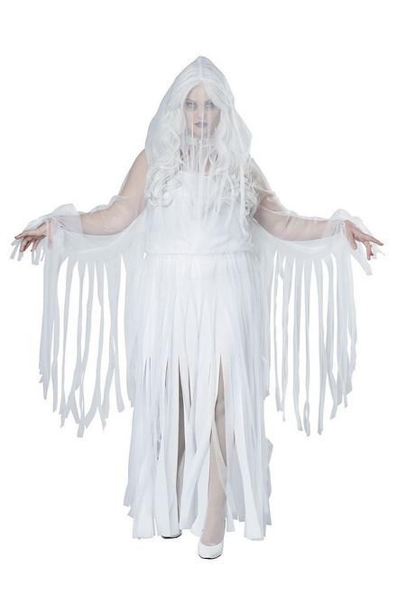 Costume de Fantome ou d'Esprit pour Adulte Taille Plus