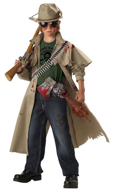 Costume du Chasseur de Zombie