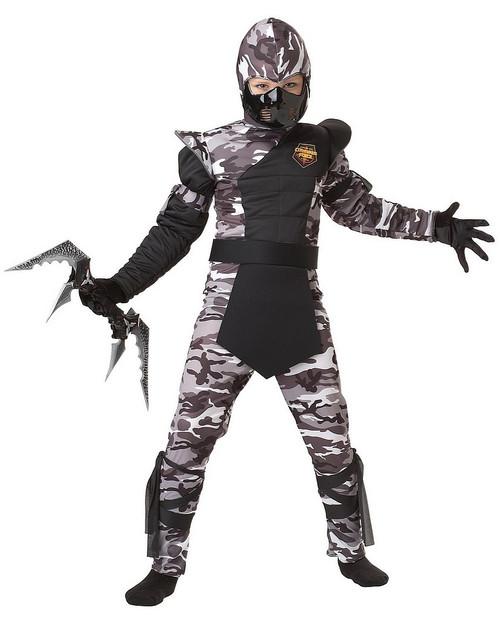 Costume de Ninja des Forces Arctique