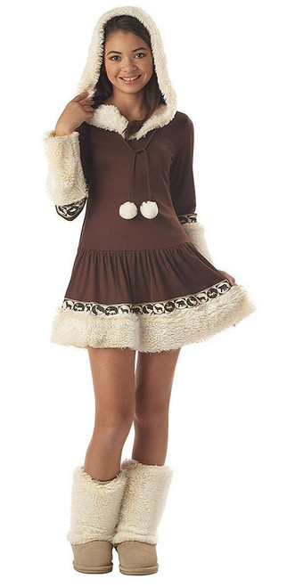 Costume pour Enfants de Bisous d'Eskimo