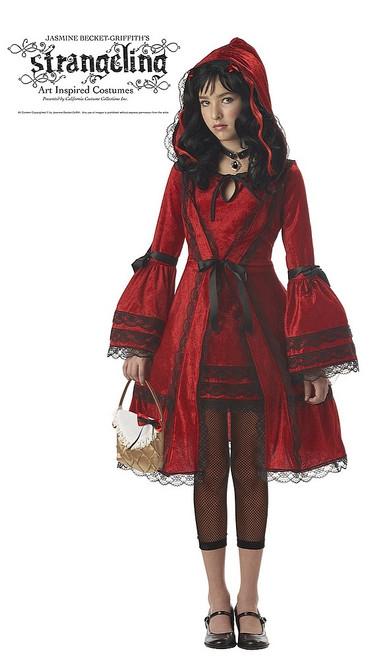 Costume de Chaperon Rouge