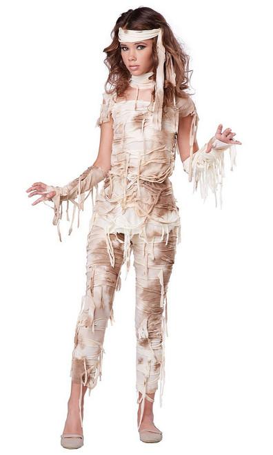 Costume de la Momie Mystérieuse pour Adolescent
