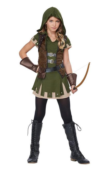 Costume de Miss Robin des Bois