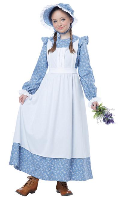 Costume de la Pionnière pour Fille