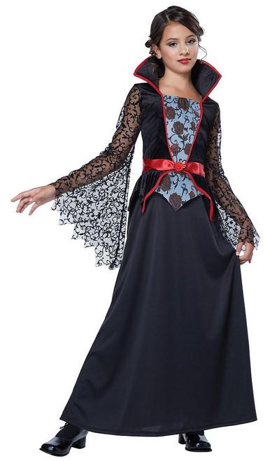 Costume Vampire pour Fille Comtesse