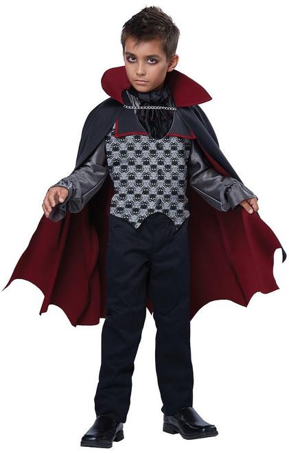 Costume Vampire pour Garcon Comte