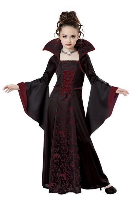 Costume Vampire pour Fille Reine
