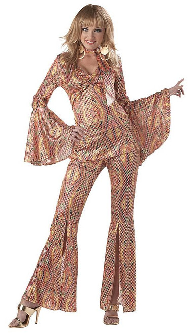 Costume Pour Femmes DiscoLicious