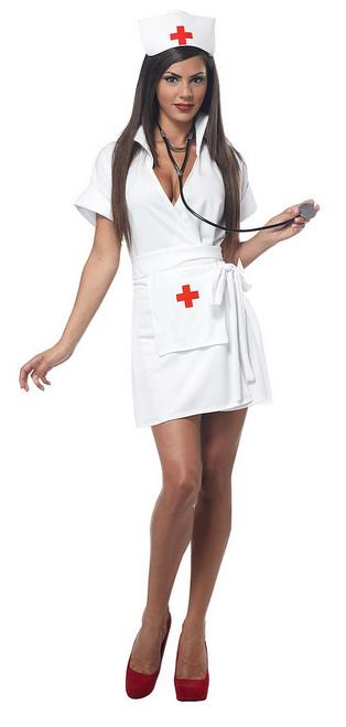 Costume d'Infirmière