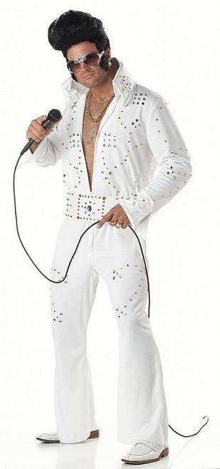 Costume d'Elvis Légende de Rock