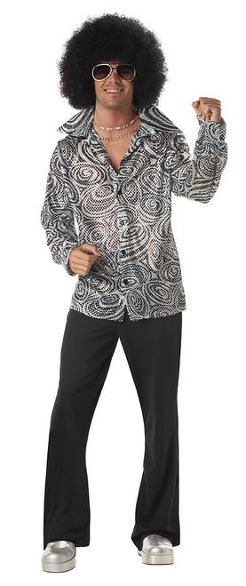 Chemise Super disco pour hommes