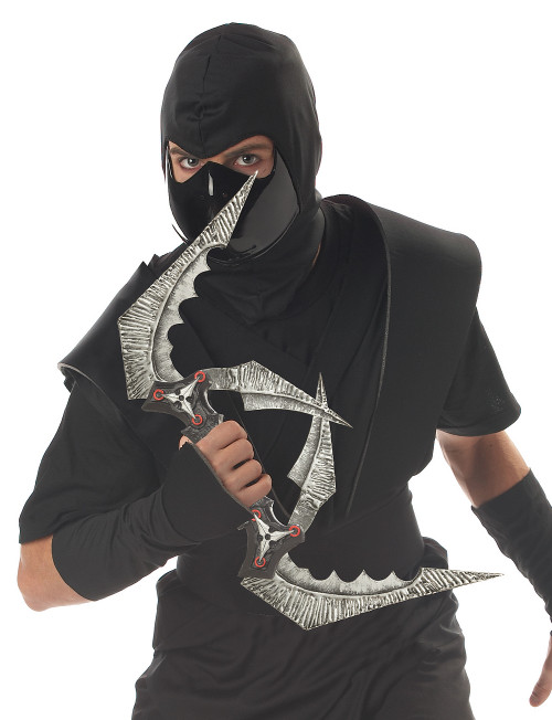 Lames d'Assassin Ninja
