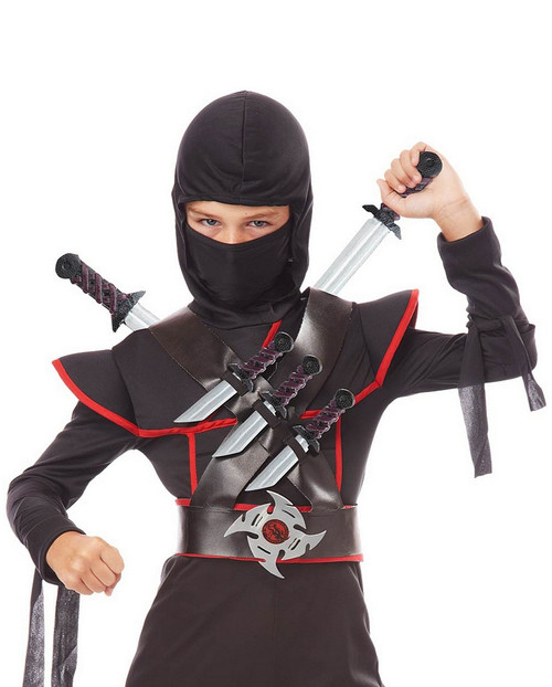 Ceinture d'Armes du Ninja