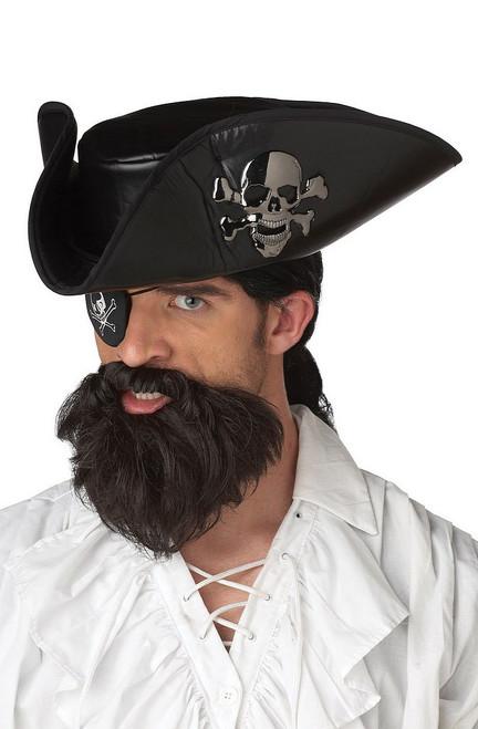 Barbe et Moustache de Pirate