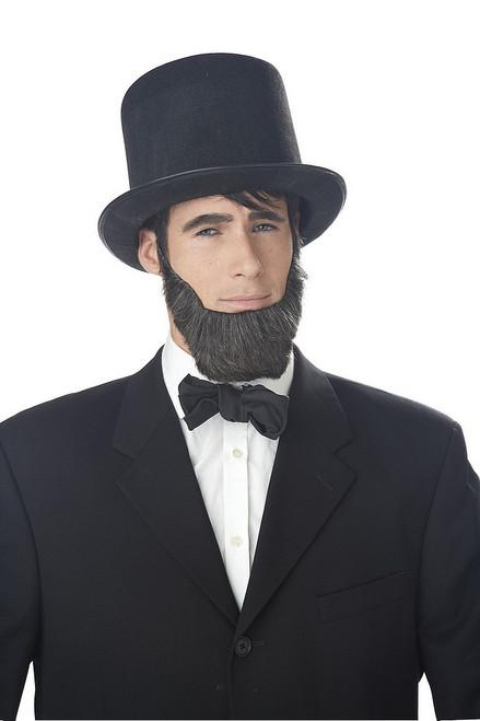 Barbe honnête Abe